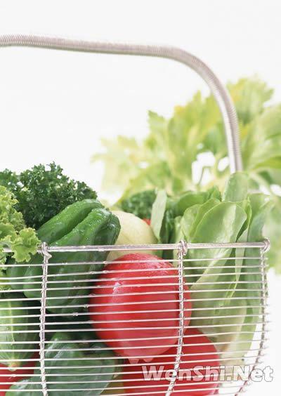 午餐便当首选瓜类蔬菜