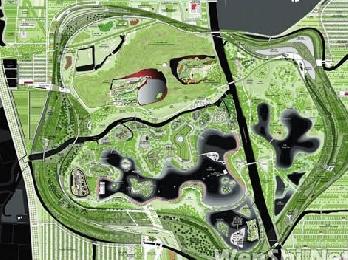 上海辰山植物园建造亚洲最大展览型温室 明年年初开放