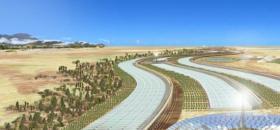 未来九大绿色建筑:海水温室让撒哈拉变绿洲(图)
