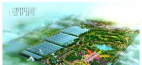 顺义国际鲜花港建成国内最大地热温室
