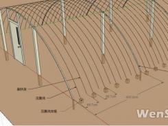 SLDP10-28型塑料大棚建造技术规范