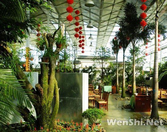生态餐厅的选址和规划